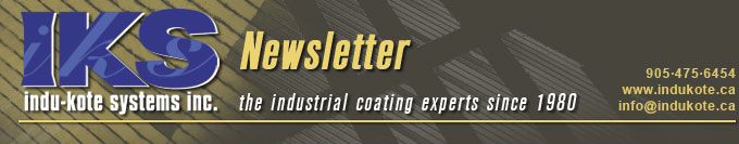 Indu-Kote Systems Inc. Newsletter